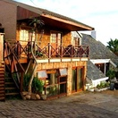 Exterior, Lungile Backpackers