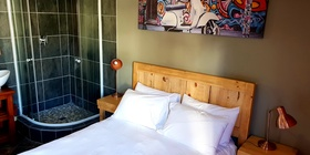 Double Ensuite Rooms