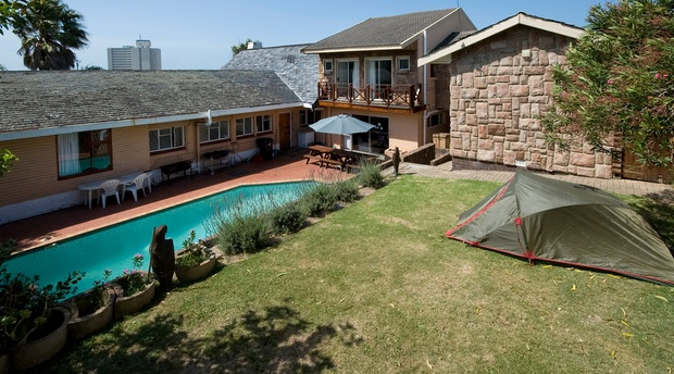 LUNGILE BACKPACKERS LODGE, South Africa