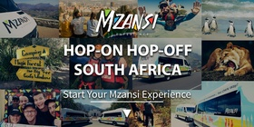 We're on the Mzansi Experience Route!